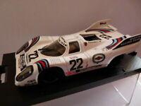 BR15D 1/43 BRUMM 24 heures du Mans : PORSCHE 917K winner 1971 Marko Martini