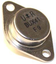 BUX41 HV NPN Bipolar Transistor - Lot of 3 ( BUX41 )