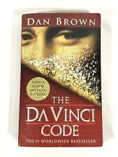 The Da Vinci Code by Dan Brown Paperback In Good Condition