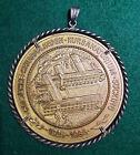 Medaille - 60 Jahre Kriegsblinden Kursanatorium Söcking 1925-1985 - Kriegsblinde