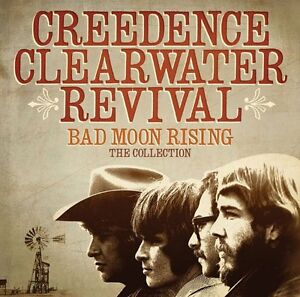 CREEDENCE CLEARWATER REVIVAL BAD MOON RISING: THE COLLECTION CD (Greatest Hits)