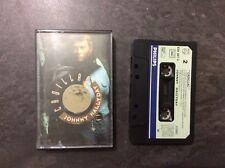 Cassette Audio Johnny Hallyday Cadillac