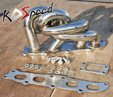 3S-GTE 3SGTE FOR TOYOTA MR2 CELICA T3 MOUNT STAINLESS TURBO EXHAUST MANIFOLD