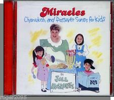 Jill Moskowitz - Miracles: Chanukah & Passover Songs For Kids! - 1995 New CD!