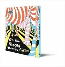 Oh, the Places You'll Go! by Dr. Seuss (Hardback, 2016)