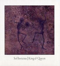 Sol Invictus - King & Queen [New CD] Bonus Tracks, Digipack Packaging