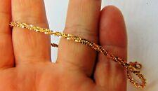 9ct Gold Bracelet 3.6g