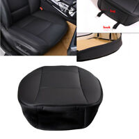 1x Full Surround Car Front Seat Cover Pad PU Leather Protect Breathable Cushion