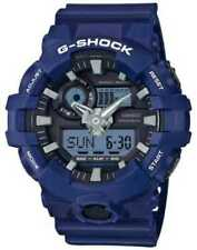 Casio G-Shock Blue Analogue/Digital Mens Sports Watch GA700-2A GA-700-2ADR