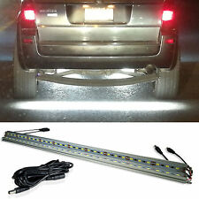 LED Under Car Accent Lights Tail Neon Glow Body 2x 20 Inch (50cm) Aluminum
