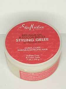 🌴Shea Moisture Styling Gelee Shea Moisture w/Palm Oil & Cocoa Butter sealed