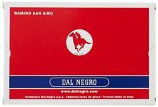 Carte da Gioco Ramino San Siro 20206 None dal Negro