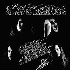SLAVE RAIDER - Bigger, Badder & Bolder +2 / New CD 1990/2016 / U.S. Hard Rock