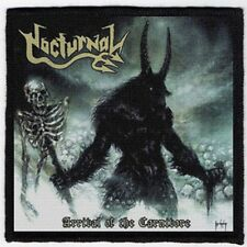 NOCTURNAL PATCH / SPEED-THRASH-BLACK-DEATH METAL