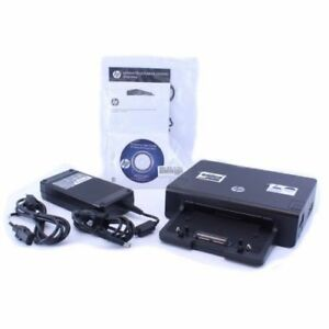 NEW HP Advanced Docking Station +230W Adapter For HP Zbook 15 G1 Zbook 17 G2