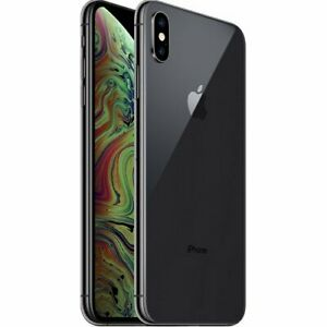 New Apple iPhone XS 64GB (AT&T & CRICKET) BLACK with Warranty FREE 2 DAYS SHIP