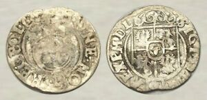 ☆ UNBELIEVABLE !! ☆ 400 Year Old SILVER Coin !! ☆ Very Nice !!