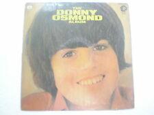 DONNY OSMOND THE DONNY OSMOND ALBUM MGM RARE LP record vinyl INDIA 292 VG+
