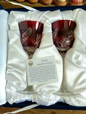 Faberge Imperial Collection Glasses