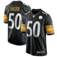 Brand New 2020 NFL Nike Pittsburgh Steelers Ryan Shazier #50 Game Edition Jersey