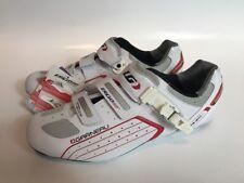Louis Garneau Carbon Pro Team Men's Road Cycling Shoes White EU 48 New Us 14