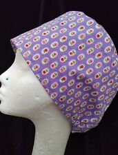 ADALYN (L) -Theatre scrub, ODP, Nurse, Vet, Kitchen Hat, 100% Cotton
