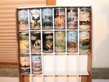 Lion Beer Wildlife Set Cans - Lot 14
