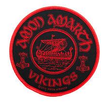 Amon Amarth - Vikings Circular[Patch/Aufnäher, Gewebt] [SP2558]Amon Amarth Patch