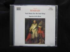 Marais - Viol Music for the Sun King - NEAR MINT!
