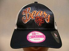 CHICAGO BEARS - NFL - WOMEN'S SIZE - NEW ERA 9FORTY BALL CAP HAT!