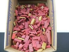 Approx. 10 Lbs. of American Bricks Wooden Building Blocks - Assorted ... Lot 19C