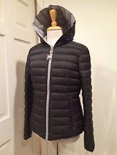 NWT Nautica Lightweight Packable Jacket Coat Puffer Reversible Black Palladium L