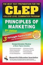 CLEP Principles of Marketing, 5th Ed. (REA) -The Best Test Prep for the CLEP E..