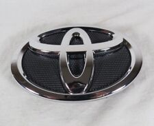 TOYOTA COROLLA GRILLE EMBLEM 09-13 CHROME GRILL BADGE bumper sign symbol logo