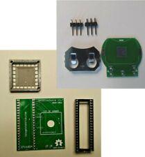 NeoGeo MVS NeoBiosMasta Kit for UNIBIOS/NeoDiag & Battery Socket Kit MV1C & MV1B