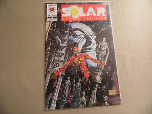 Solar Man of the Atom #22 (Valiant 1993) Free Domestic Shipping