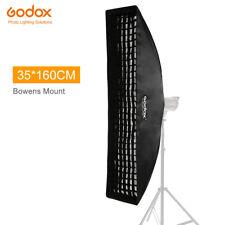 Godox 35*160cm Honeycomb Grid Strip Softbox For Photography Strobe Studio Flash