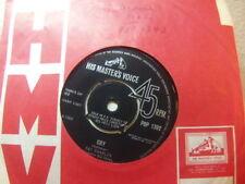 "Ray Charles – Cry 1964 7"" HMV POP 1392"