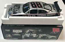 2008 Dale Earnhardt Jr Citizen Soldier National Signed Auto 1/24 Diecast Car COA
