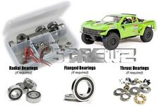 RC ScewZ Axial Yeti Score Trophy Truck Rubber Shielded Bearing Kit AXI021R