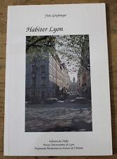 1991 ✤ HABITER LYON ✤ Yves Grafmeyer