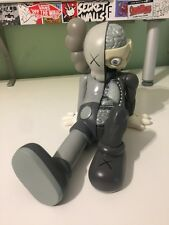 Kaws Original Fake Resting Place Grey Companion Replica Figure 37cm No Box