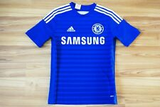 CHELSEA 2014-2015 FOOTBALL SOCCER HOME JERSEY SHIRT ADIDAS YOUNG 13-14 YEARS L