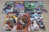 Stormwatch #5-11 Complete Set Run 1st Print DC Comics New 52 VF 6 7 8 9 10