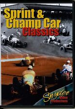 Sprint & Champ Car Classics DVD - Snyder Video Productions