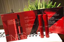 2 NARS Climax Dramatic Volumizing Mascara in Explicit Black .06oz/1.8g Travel Sz