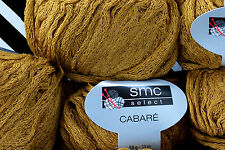 500 g CABARE smc select Schachenmayr WOLLE  Fb. 04224 Messing Gold Gelb Pulli