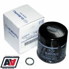 Genuine Subaru Black Oil Filter & Sump Plug Washer WRX STi P1 RA JDM Quality ADV