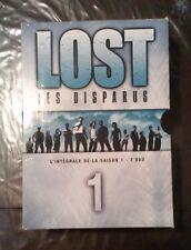 COFFRET DVD LOST LES DISPARUS / L'INTEGRALE DE LA SAISON 1