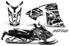 Ski-Doo Rev XR Decal Graphic Kit Sled Snowmobile Sticker Wrap 2013+ NIGHTWOLF W